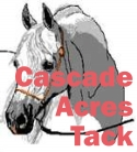 Cascade Acres Tack