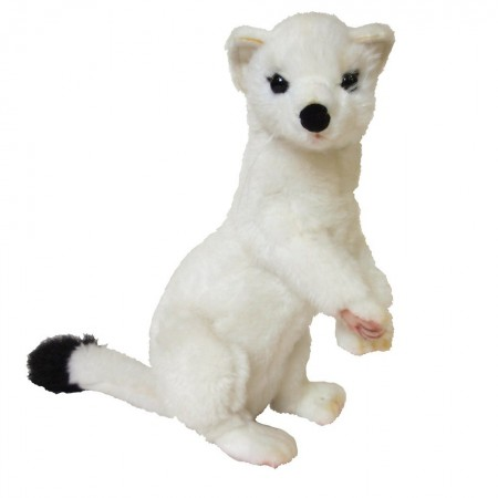 ermine stuffed toy