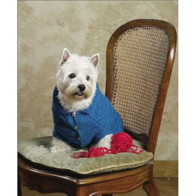 Knitting Patterns For Dogs Book : Knitting patterns for your dog   All the Creatures